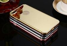 Brand New Luxury Aluminum Ultra Thin Mirror Metal Case Cover Bumper For iPhone6s