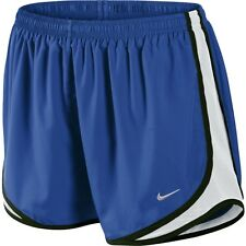 NWT Nike Womens DRI-FIT Tempo Running Shorts Size S M Game Royal 716453