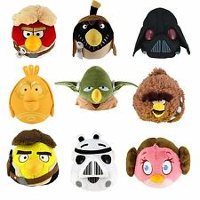 "Angry Birds Star Wars 8"" Plush Soft Toy Collectible Special Edition"