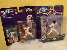 BOSTON RED SOX PEDRO MARTINEZ FIGURES NEW MLB BASEBALL PLAYERS CARDS COLLECTIBLE