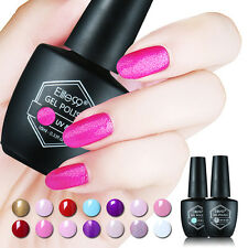 Elite99 Soak Off UV LED Lamp Gel Nail Polish Varnish Shiny 10ml Manicure Salon