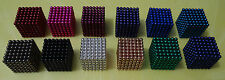 348 PCS 5mm  Sphere Neodymium N38 Strong Magnets ~ DIY Science & Education Toy
