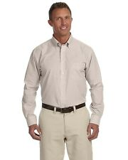 Chestnut Hill Mens Executive Performance Shirt Big Sizes Only
