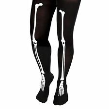 New ! Girls' Bone Tights One Size Fits Most