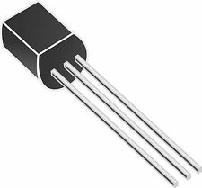 Choice of BC327 PNP or BC337 NPN Transistors - TO-92 - Complementary