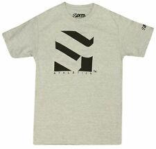 Form Athletics Serrated 2 T-Shirt (Heather Gray/Black)