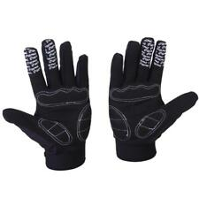Outdoor Winter Sports Motorcycle Bike Cycling Full Finger Glove Skull Bone Mitts