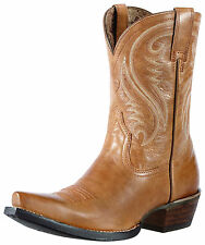 ARIAT - Women's Willow Boots - Toasted Wheat - ( 10010974 ) - 9B - New