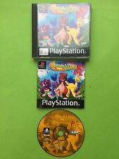 Dinomaster Party PS1 Playstation 1 PAL Game + Works On PS2 & PS3