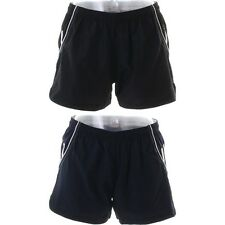 Ladies Women Gamegear® Cooltex® Active Sport Gym Polyester Shorts
