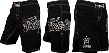 FAIRTEX MMA BOARDSHORTS- AB5-BLK/CAMO -100% POLYESTER-GREAT FOR ALL SPORT/CASUAL