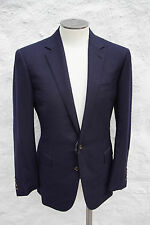 NEW Ralph Lauren Black Label Sport Coat 100% Cashmere Navy US 38 40 42 46