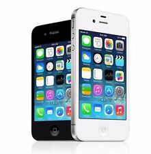 Apple iPhone 4S Factory Unlocked Smartphone Black / White Perfect Condition WN