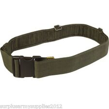 BRITISH ARMY PLCE WEBBING BELT ISSUED SURPLUS CADET