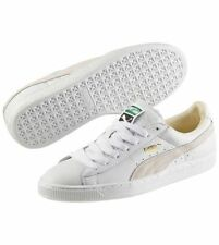 Puma Basket White Classic Sneakers Trainers