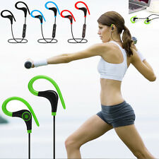 New Wireless Sports Headphone Stereo Bluetooth V4.1 Earphone Headset For iPhone