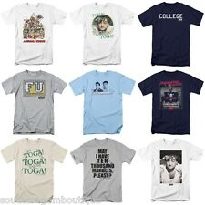 ANIMAL HOUSE MEN/ADULT REGULAR FIT LICENSED T-SHIRTS VARIOUS STYLES ~TV
