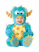 NWT Lil Blue Monster Infant Toddler Halloween Costume 6 12 18 24 Months Baby