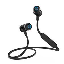 Sports Bluetooth 4.1 Wireless Stereo Headset Noise Reduction Earbuds Earphone