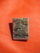 Russian USSR SOVIET Vintage Metal Pin Badge '' Pin Badge City Hero - Volgograd