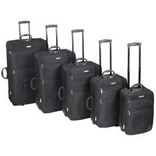 Dunlop Case Set Suitcase Trolley Case Luggage Hand Luggage Black