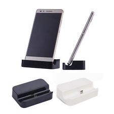Data Sync Desktop Charging Cradle For Android Micro USB Dock Station Charger NW