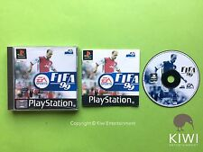 FIFA 99 PS1 Playstation 1 PAL Game + Works On PS2 & PS3