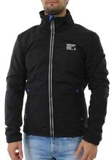 Superdry Jacket Men POLAR OUTDOOR HOODED Black