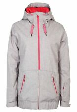 Roxy Jetty Solid - Snowboard Jacket grey - various sizes - BNWT