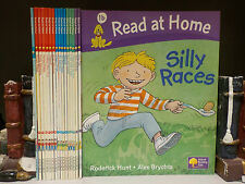 Oxford Reading Tree - Read At Home - 17 Books Collection! (ID:42023)