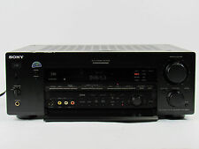 Epic Sony STR-D8840 Home Theater Stereo Receiver Ohm Selector, 4 Optical Inputs