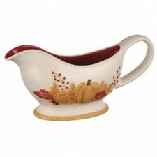 Thankful Collection Gravy Boat - NEW - FREE SHIPPING!