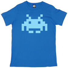 SPACE INVADERS MENS PRINTED RETRO ARCADE CLASSIC GAMERS T-SHIRT