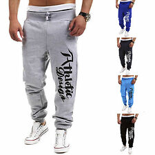 Men Jogging Sports Training Sweat Pants Tracksuit Trousers Jogger Gym Bottoms