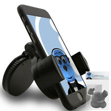 Rotating Wind Screen Suction Car Mount Holder For BlackBerry 8520 Curve, 9300 3G