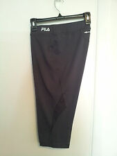 Womens-Large-Fila-Sport-Capri-Length-Athletic-Pants-Multiple-Colors-Running-Yoga