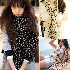 Candy Scarf Long Chiffon Wrap Shawl Scarves Style Fashion Women Girl 3Color WN