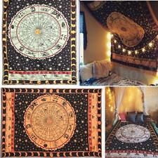 Ombre Star Indian Mandala Wall Hanging Tapestry Throw Cover Bohemian Bedspread