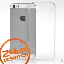 New Ultra Thin Silicone Gel Slim Rubber Case For Iphone5/5s {[ic82