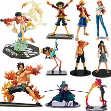 One Piece Monkey D Luffy The New World PVC Anime Action Figure Toy Gifts Dolls