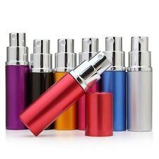 Refillable Mini Perfume Bottle Empty Parfum Bottle Traveler Aluminum Spray Atomi