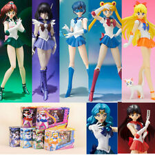 Sailor Moon Action Figures S.H.Figuarts Pretty Guardian Tsukino Usagi Girl Toy