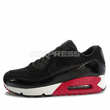 Nike Air Max 90 Essential [537384-066] NSW Running Black/Red-White