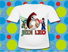 Personalized Lego Jedi Star Wars T Shirt All Sizes Star Wars Lego Jedi Shirt