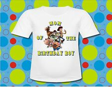 Personalized Mom of the Birthday Boy Toy Story T Shirt All Sizes and saying