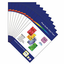 A4 Double-Sided Glossy Photo Paper for Inkjet Printers in 120gsm 190gsm 230gsm