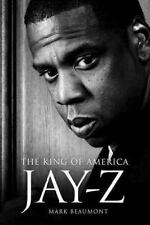 Jay Z: The King of America, Beaumont, Mark, Good Book  -FREE SHIPPING-