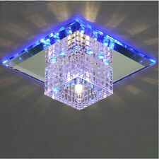 New Modern Crystal LED Ceiling Light Pendant Lamp Fixture Lighting Chandelier 48