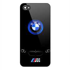 Best New BMW AMG Logo Black Car Print Hard Plastic Case For iPhone 5 6s 7 7 Plus