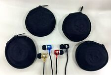 Skullcandy Ink'd in-ear Earphone With Mic Headphone With Carry Pouch